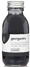 Parfémy, Parfumerie, kosmetika Ústní voda - Georganics Activated Charcoal Mouthwash