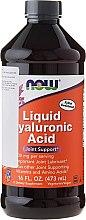 Parfémy, Parfumerie, kosmetika Tekutá kyselina hyaluronová - Now Foods Liquid Hyaluronic Acid