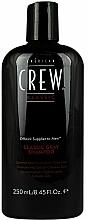 Parfémy, Parfumerie, kosmetika Šampon pro šedivé vlasy - American Crew Classic Gray Shampoo