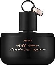 Parfémy, Parfumerie, kosmetika Armaf All You Need is Love - Parfémovaná voda