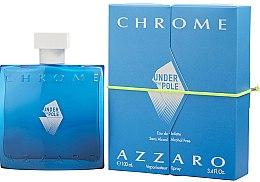 Parfémy, Parfumerie, kosmetika Azzaro Chrome Under the Pole - Toaletní voda