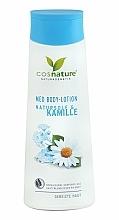 Parfémy, Parfumerie, kosmetika Tělový lotion Heřmánek - Cosnature Med Body Lotion Natural Brine & Camomile