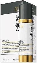 Parfémy, Parfumerie, kosmetika Buněčný intenzivní ultra vitalizační krém na obličej - Cellmen Face Ultra Cream