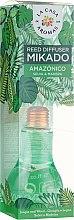Parfémy, Parfumerie, kosmetika Aroma difuzér Amazonské džungle - La Casa de Los Aromas Mikado Reed Diffuser