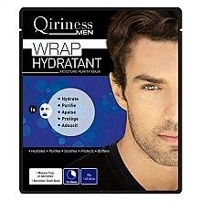 Parfémy, Parfumerie, kosmetika Hydratační, čistící maska pro muže - Qiriness Wrap Hydratant Moisture Purity Mask