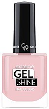 Parfémy, Parfumerie, kosmetika Lak na nehty - Golden Rose Extreme Gel Shine Nail Color