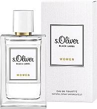 Parfémy, Parfumerie, kosmetika S. Oliver Black Label Women - Toaletní voda