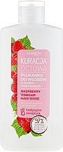 Parfémy, Parfumerie, kosmetika Oplachovač na vlasy s malinovým octem pro suché a poškozené vlasy - Marion Raspberry Vinegar Hair Rinse
