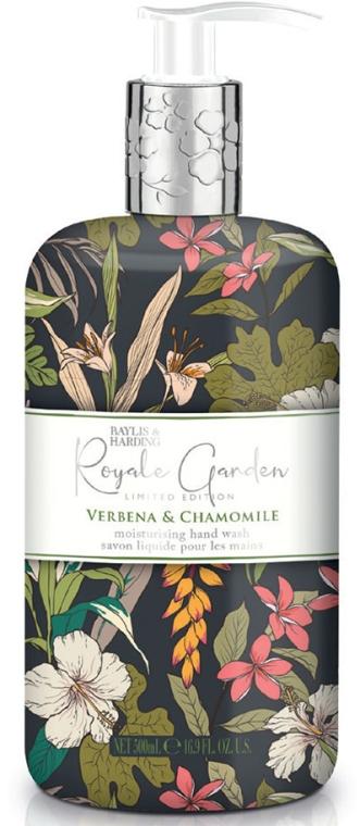 Tekuté mýdlo na ruce - Baylis & Harding Royale Garden Verbena & Chamomile Hand Wash