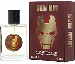 Parfémy, Parfumerie, kosmetika Air-Val International Marvel Iron Man - Toaletní voda