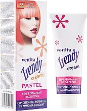 Parfémy, Parfumerie, kosmetika Krémový toner pro barvení vlasů - Venita Trendy Color Cream