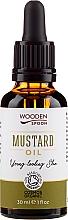 Parfémy, Parfumerie, kosmetika Hořčičný olej - Wooden Spoon Mustard Oil
