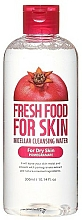 Parfémy, Parfumerie, kosmetika Micelární voda pro suchou pleť - Superfood For Skin Pomegranate Micellar Cleansing Water