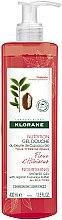 Parfémy, Parfumerie, kosmetika Sprchový gel - Klorane Cupuacu Hibiscus Flower Nourishing Shower Gel