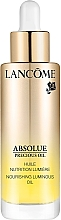 Parfémy, Parfumerie, kosmetika Olej na obličej - Lancome Absolue Precious Cells Nourishing Luminous Oil
