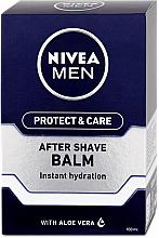Parfémy, Parfumerie, kosmetika Balzám po holení hydratační - Nivea Men Prtotect & Care Moisturizing After Shave Balm
