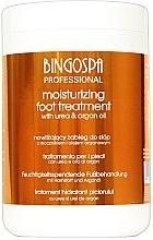 Parfémy, Parfumerie, kosmetika Sůl na nohy s arganovým olejem - BingoSpa Moisturizing Treatment With Argan Oil To Feet