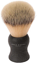 Parfémy, Parfumerie, kosmetika Holicí štětec - Acca Kappa Shaving Brush Natural Style Nero