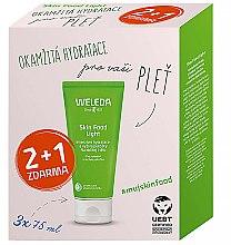 Parfémy, Parfumerie, kosmetika Sada - Weleda Skin Food Light Multipack (3x75ml)