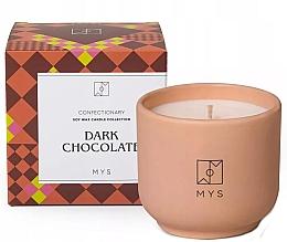 Parfémy, Parfumerie, kosmetika Sojová svíčka - Mys Dark Chocolate Candle