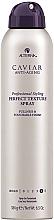 Parfémy, Parfumerie, kosmetika Suchý sprej pro objem vlasů - Alterna Caviar Anti-Aging Perfect Texture Finishing Spray