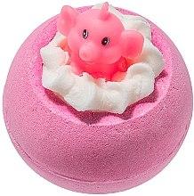 Parfémy, Parfumerie, kosmetika Koupelnová bomba - Bomb Cosmetics Pink Elephants and Lemonade Bomb Bath Blaster