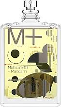Parfémy, Parfumerie, kosmetika Escentric Molecules Molecule 01 + Mandarin - Toaletní voda