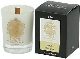 Parfémy, Parfumerie, kosmetika Tiziana Terenzi Kirke White Glass - Parfémovaná svíčka (bez víčka)