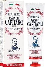 "Zubní pasta ""Original"" - Pasta Del Capitano Original Recipe Toothpaste — foto N1"