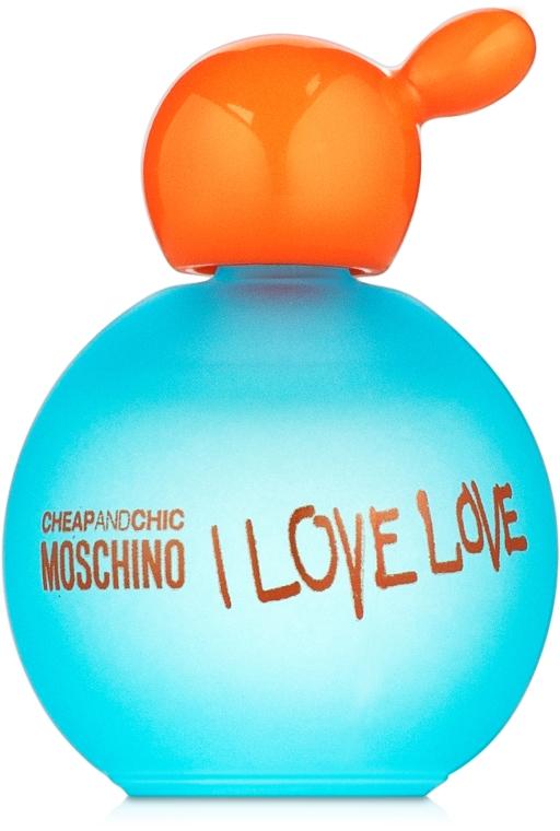 Moschino I Love Love - Toaletní voda (mini) — foto N2