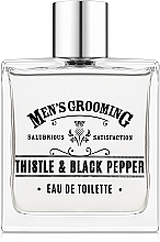 Parfémy, Parfumerie, kosmetika Scottish Fine Soaps Men's Grooming Thistle & Black Pepper - Toaletní voda
