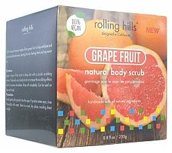 Parfémy, Parfumerie, kosmetika Tělový peeling Grapefruit - Rolling Hills Gommage Corps Naturel