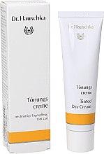 Parfémy, Parfumerie, kosmetika Denní krém na obličej - Dr. Hauschka Tinted Day Cream