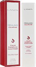 Parfémy, Parfumerie, kosmetika Kondicionér pro ochranu barvy vlasů - L'Anza Healing ColorCare Color-Preserving Conditioner