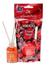 Parfémy, Parfumerie, kosmetika Aroma difuzér Lesní plody - La Casa de Los Aromas Mikado Reed Diffuser