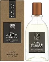 Parfémy, Parfumerie, kosmetika 100BON Eau de The & Gingembre Concentre - Parfémovaná voda