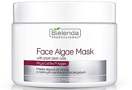 Parfémy, Parfumerie, kosmetika Alginátová maska s mateřskými buňkami - Bielenda Professional Face Algae Mask