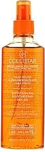 Parfémy, Parfumerie, kosmetika Suchý olej pro intenzivní opalování - Collistar Supertanning Moisturizing Dry Oil SPF 15