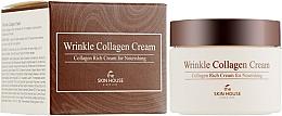 Parfémy, Parfumerie, kosmetika Vyživující krém s kolagenem proti vráskám - The Skin House Wrinkle Collagen Cream