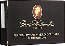 Parfémy, Parfumerie, kosmetika Krémové mýdlo - Pani Walewska Noir Creamy Soap