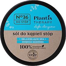 Parfémy, Parfumerie, kosmetika Sůl na nohy - Pharma CF No.36 Plantis Therapy Foot Bath Salt