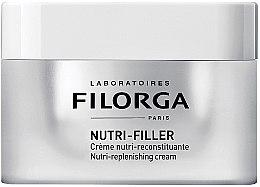Parfémy, Parfumerie, kosmetika Výživný krém -lifting na obličej - Filorga Nutri-Filler Replenishing Cream