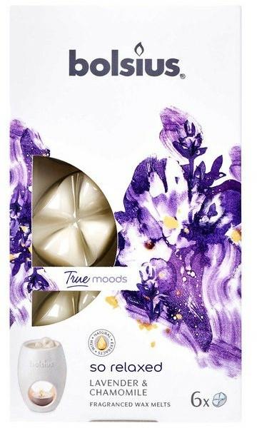"Vonný vosk ""Levandule a heřmánek"" - Bolsius True Moods So Relaxed Lavender & Chamomile"