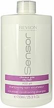 Parfémy, Parfumerie, kosmetika Šampon-kondicionér pro mastnou pokožku hlavy - Revlon Professional Sensor Shampoo Volumizer