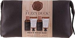 Parfémy, Parfumerie, kosmetika Sada - Baylis & Harding Men's Citrus Lime & Mint Luxury Bag Gift Set (ash/balm/50ml+body/wash/100ml+shm/100ml+sh/gel/50ml+bag)