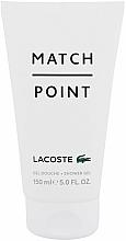 Parfémy, Parfumerie, kosmetika Lacoste Match Point - Sprchový gel
