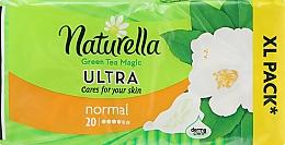 Parfémy, Parfumerie, kosmetika Hygienické vložky, 20 ks - Naturella Green Tea Magic