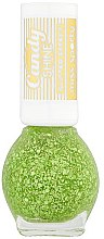 Parfémy, Parfumerie, kosmetika Lak na nehty - Miss Sporty Candy Shine Glitter Effect