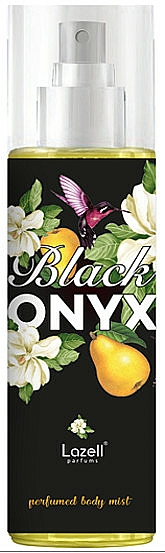 Lazell Black Onyx - Tělový sprej