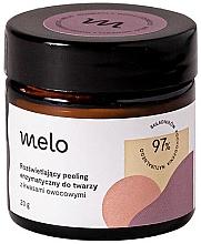 Parfémy, Parfumerie, kosmetika Fermentový peeling s ovocnými kyselinami - Melo